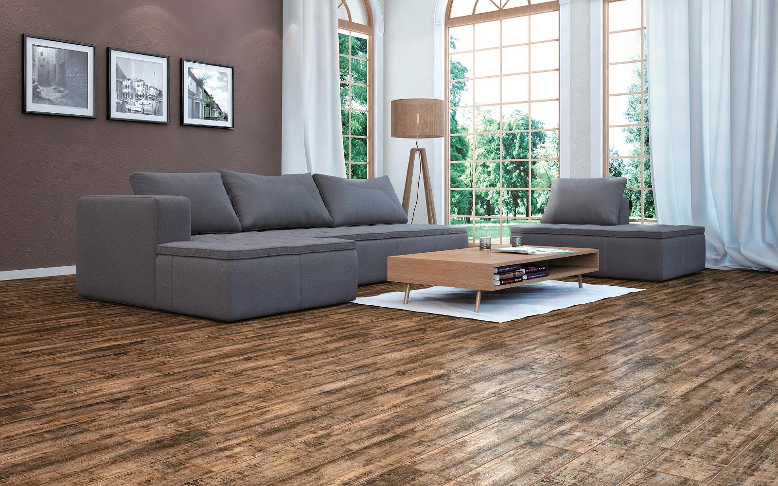 holzoptik bodenfliesen wandfliesen celtis braun 17 5x60cm feinsteinzeug ebay. Black Bedroom Furniture Sets. Home Design Ideas
