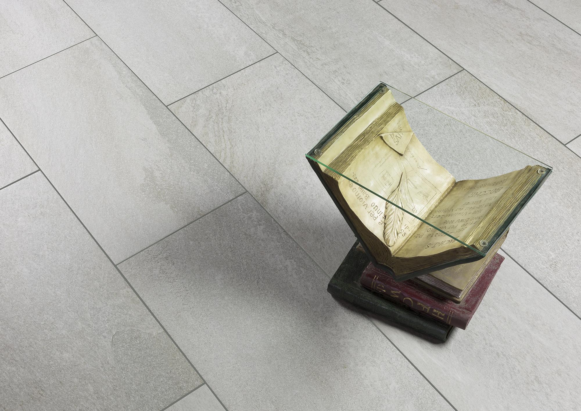 bodenfliese geostone grau matt 33x50cm feinsteinzeug. Black Bedroom Furniture Sets. Home Design Ideas