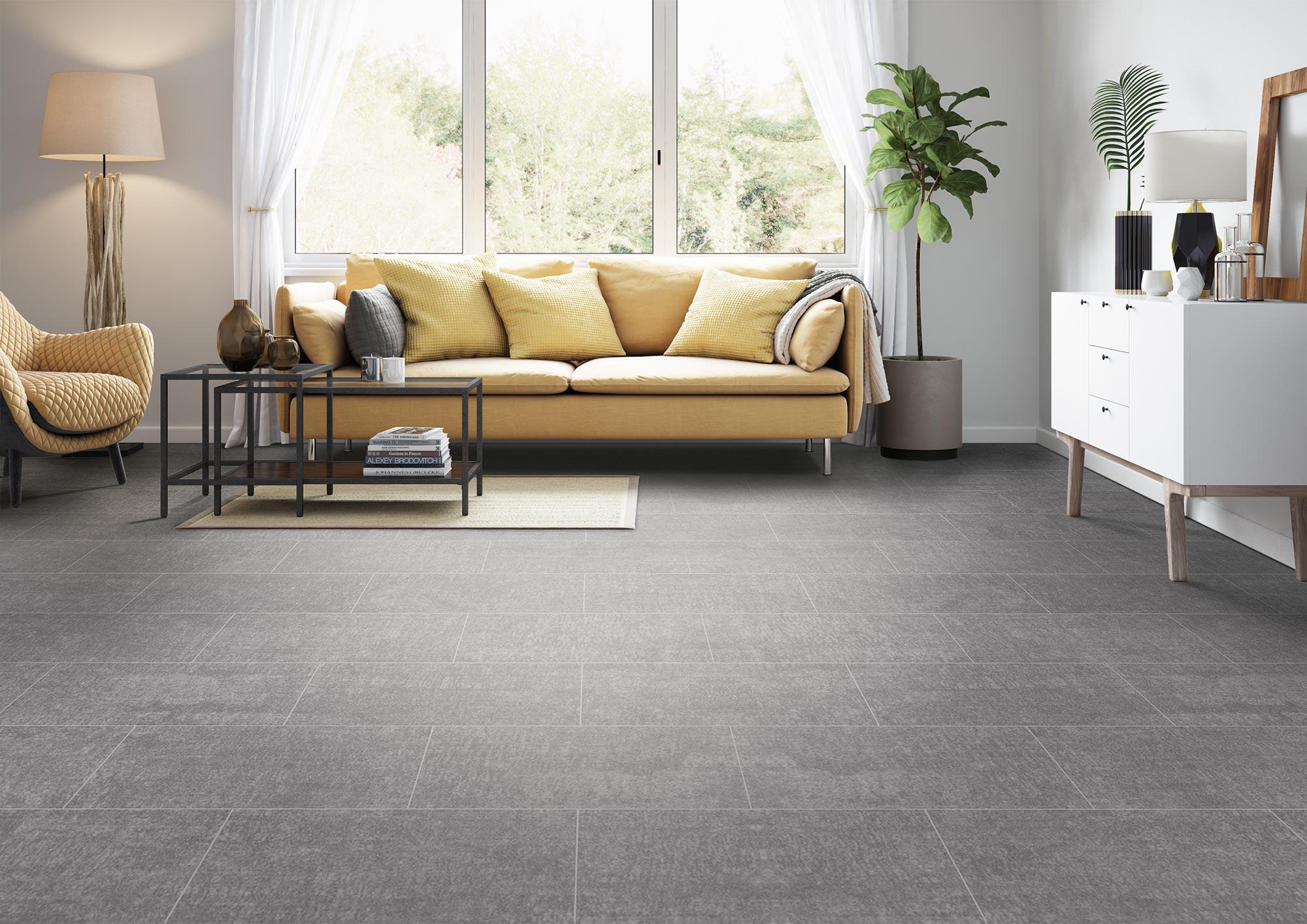 westline grau matt 30x60cm feinsteinzeug bodenfliesen. Black Bedroom Furniture Sets. Home Design Ideas