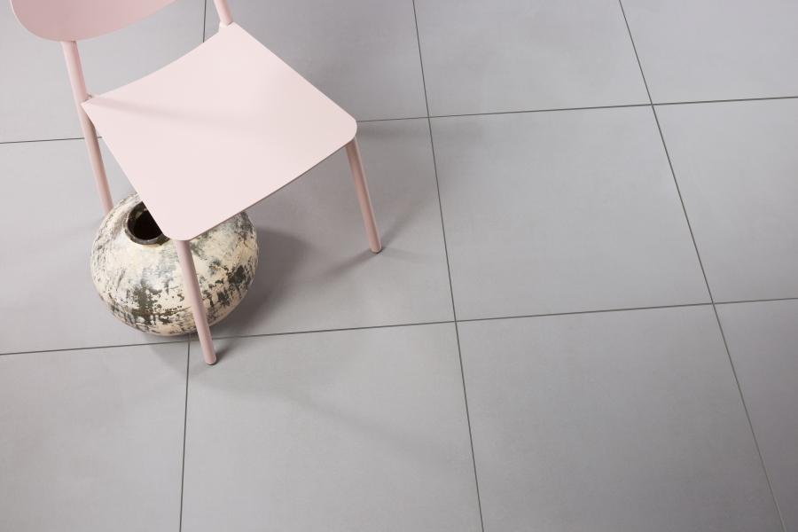villeroy boch pure line bodenfliesen hellgrau matt 60x60cm feinsteinzeug r10 ebay. Black Bedroom Furniture Sets. Home Design Ideas